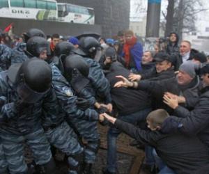 Майдан – спусковой крючок криминального армагедона