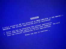 Синий экран смерти Windows 10 обзаведется QR-кодами