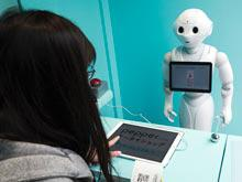 Робот Pepper поступил в японскую среднюю школу