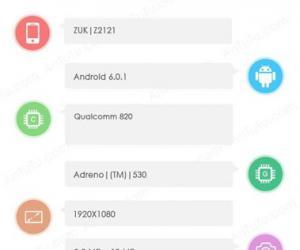 ZUK представит смартфона Z2 Pro на Snapdragon 820