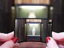 В США создан прототип гибкой матрицы для фотокамер