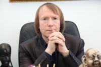 Геннадий Гончаров обучает молодых психологов