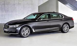 BMW остановила продажи 7-Series в США из-за неисправных подушек безопасности