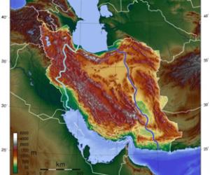 Иран строит Персидский канал