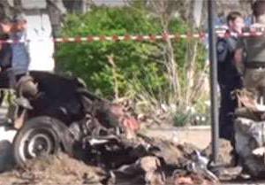 В подрыве автомобиля в Херсонской области местные власти видят руку Москвы, не замечаяактивности рад ...