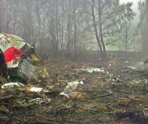 Опубликована новая запись из кабины пилотов упавшего под Смоленском Ту-154