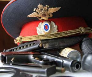 17 апреля отмечается День ветеранов органов внутренних дел и внутренних войск