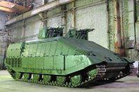 В Украине создается новый вид военной бронетехники