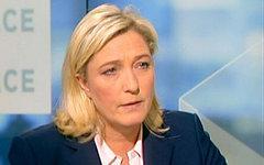 Марин Ле Пен назвала антироссийские санкции нелепостью