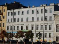 В Петербурге в гостиницу Hilton превратят аварийный дом на Фонтанке