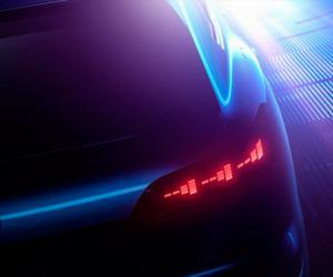 Volkswagen опубликовал первые изображения гибридного внедорожника