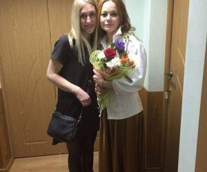 Елена Корикова впервые за долгие годы появилась на публике