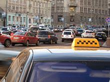Полиция провела масштабную проверку таксистов в Москве  - десятки  тысяч водителей привлекли