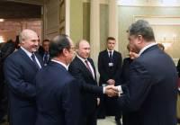 Путин и Порошенко обсудили урегулирование на юго-востоке Украины и судьбу Савченко