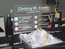 Magic Leap показала новое ВИДЕО о своей технологии дополненной реальности