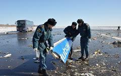 МАК опубликовал промежуточный отчет по катастрофе «Боинга» в Ростове