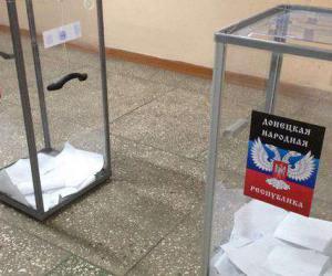 Киев заявляет, что не будет финансировать местные выборы в отдельных районах Донецкой и Луганской обла ...