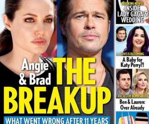 Скандал в семье Анджелины Джоли и Брэда Питта