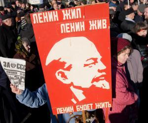 А.Мухин: «В свое время Владимир Ленин выступил в роли Бориса Ельцина»