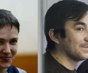 СМИ: Савченко обменяют на Александрова и Ерофеева до конца мая