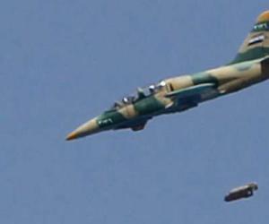 Сирийская авиация наносит удары по боевикам ИГИЛ близ Ракки и у границы с Ираком