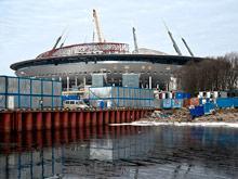 Суд  взыскал с предпринимателя 570 миллионов рублей за главный спортивный долгострой в Петербурге