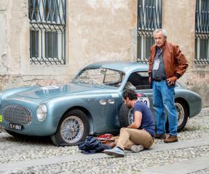 Новый итальянско-российский фильм «Гонки по-итальянски» готовится к прокату