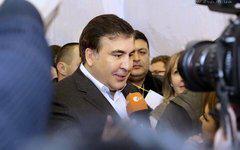 Саакашвили объявил о прибытии в Одессу 300 бойцов полка «Азов»