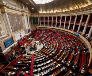 В Национальном собрании Франции (нижняя палата парламента) принята резолюция о необходимости отмены ан ...