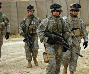 СМИ: В Сирию прибыли 150 американских военнослужащих