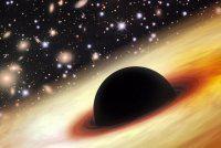 Ученые открыли черную дыру, которая в четыре миллиарда раз массивнее Солнца