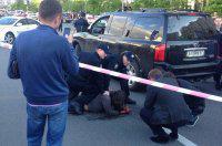 В Киеве патрульные скрутили олимпийского чемпиона