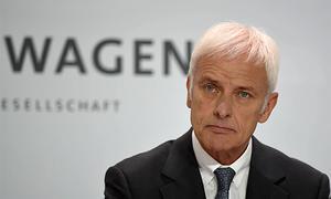 Глава Volkswagen извинился перед Обамой за махинации с тестами