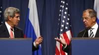 Главы дипведомств США и РФ обсудили прекращение огня в Сирии
