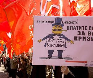 Н.Арефьев: «Капитализм трудящемуся человеку не принес ничего»