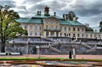 В Северной столице горел Меншиковский дворец