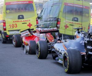 Сочинская мясорубка в Формуле-1