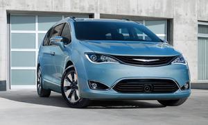 Fiat и Google выпустят минивен с автопилотом