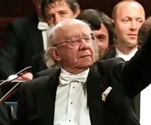 Геннадий Рождественский отметит 65-летие на сцене Большого театра