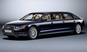 Audi может выпустить конкурента Maybach