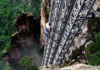 Самый высокий в мире лифт поднимет на высоту 330 метров всего за 2 минуты