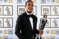 В Англии назвали лучшего футболиста сезона