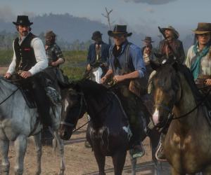 Геймеры уничтожили рейтинг Red Dead Redemption 2