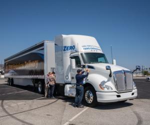 В США начнут запрещать дизельные грузовики