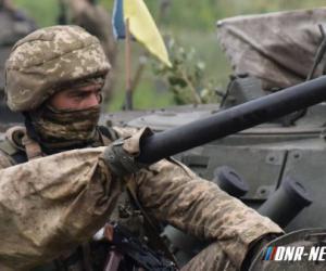Украинские силовики за сутки 3 раза нарушили режим прекращения огня