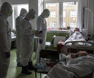 Российские студенты нашли новый способ лечения коронавируса