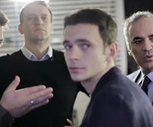 Сбежавшие за кордон «борцы с рыжымом»продолжают охоту за сокровищами Путина